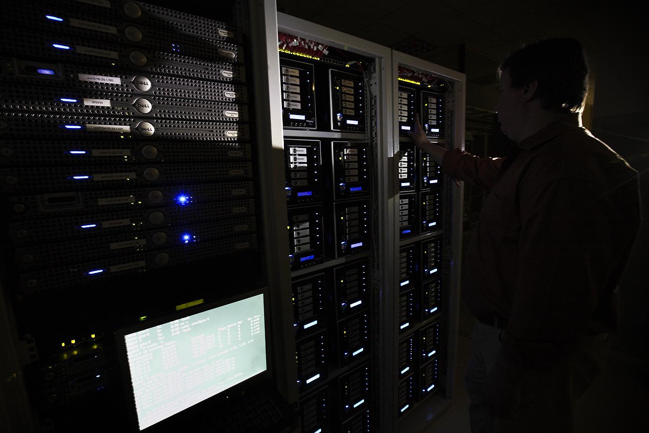 Realizzazione e conduzione Data Center